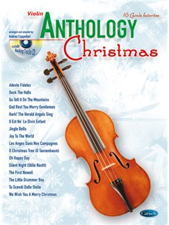 Anthology Christmas (Violin) Books and CDs | Violin