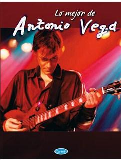 Lo Mejor De Antonio Vega Libro | Piano, Voz y Guitarra