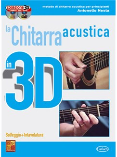 La Chitarra Acustica in 3D Books, CDs and DVDs / Videos | Guitar