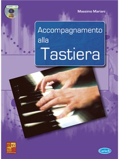 Accompagnamento alla Tastiera Books and CDs | Keyboard