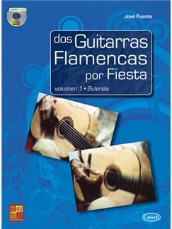Dos Guitarras Flamencas por Fiesta CD y Libro | Guitar