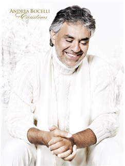 Andrea Bocelli: My Christmas Books | Piano, Vocal & Guitar