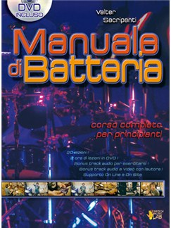 Manuale di Batteria Books and DVDs / Videos | Drums