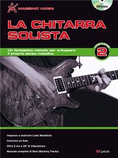 La Chitarra Solista - Volume 2 Books and DVDs / Videos   Guitar