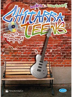 Metodo Teens Chitarra Books and CDs | Guitar
