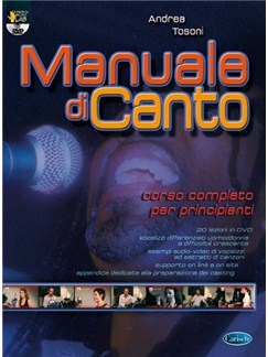 Manuale Di Canto Books and DVDs / Videos | Guitar, Voice