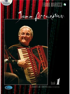 Frank Marocco: Jazz Accordeon Volume 1 Books and CDs | Accordion