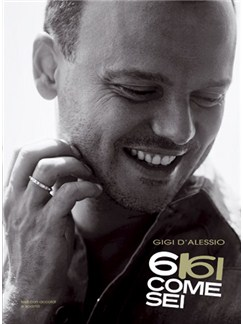 D'alessio Gigi 6 Come Sei Ml/Gtr Bk Books |