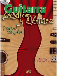 Guitarra Acustica Y Electrica Books and CDs | Guitar