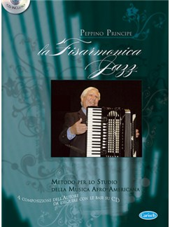 Peppino Principe: La Fisarmonica Jazz Books and CDs | Accordion
