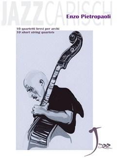 Enzo Pietropaoli: 10 Quartetti Brevi per Archi Books | Violin, Viola, Cello