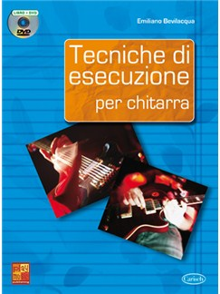 Tecniche di Esecuzione per Chitarra Books and DVDs / Videos | Guitar