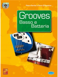 Grooves Basso e Batteria Books and CDs | Bass Guitar, Percussion