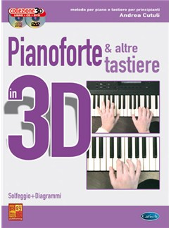 Pianoforte e altre Tastiere in 3D Books, CDs and DVDs / Videos | Piano