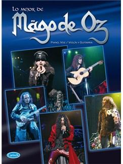 Lo Mejor de El Mago de Oz Libro | Piano, Vocal & Guitar
