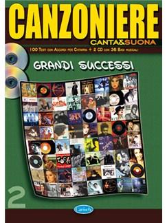 Canzoniere Canta & Suona, Vol.2 - Grandi Successi Books and CDs | Lyrics & Chords