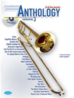 Anthology (Trombone), Volume 3 Books and CDs | Trombone