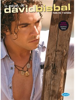 Lo Mejor de David Bisbal Books | Piano, Vocal & Guitar