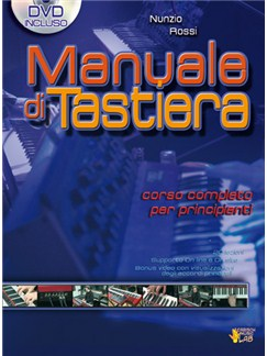 Manuale di Tastiera Books and DVDs / Videos | Keyboard
