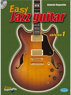 Easy Jazz Guitar, Volume 1 Books and CDs | Guitar