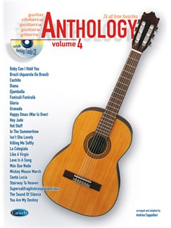 Anthology (Guitar), Volume 4 Books and CDs | Guitar