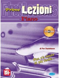 Prime Lezioni - Pianoforte Books and CDs   Piano