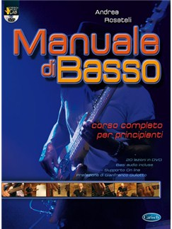Manuale di Basso Books and DVDs / Videos | Bass Guitar