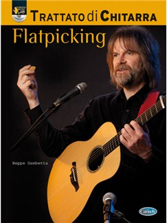 Trattato di Chitarra Flatpicking Books and CDs | Guitar