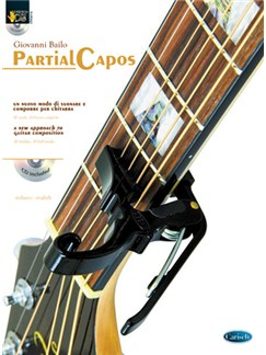 Giovanni Bailo: Partial Capos Books and CDs | Guitar