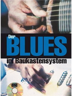 Der Blues im Baukastensystem Books and CDs | Guitar