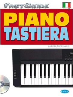 Fast Guide: Tastiera (Italiano) Books and CDs | Piano