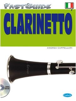 Fast Guide: Clarinetto (Italiano) Books and CDs | Clarinet
