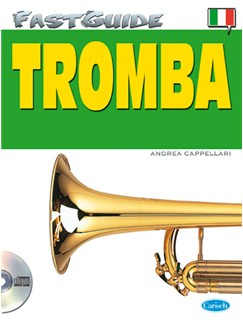 Fast Guide: Tromba (Italiano) Books and CDs | Trumpet