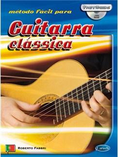 Fast Guide: Guitarra Clássica (Português) CD y Libro | Guitarra