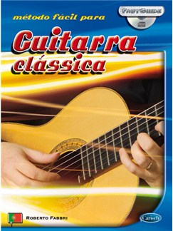 Fast Guide: Guitarra Clássica (Português) Books and CDs | Guitar
