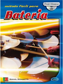 Fast Guide: Bateria (Português) Books and CDs | Drums