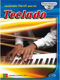 Fast Guide: Teclado (Português) CD y Libro | Piano