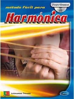 Fast Guide: Harmónica (Português) CD y Libro | Armónica