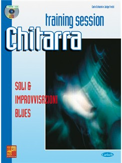 Guitar Training Session: Soli & Improvvisazione Blues Books and CDs | Guitar