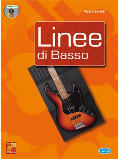 Linee di Basso Books and CDs | Bass Guitar