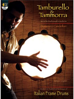Tamburello & Tamorra Books and DVDs / Videos | Drums