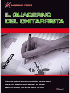 Il Quaderno Del Chitarrista Libro | Guitarra