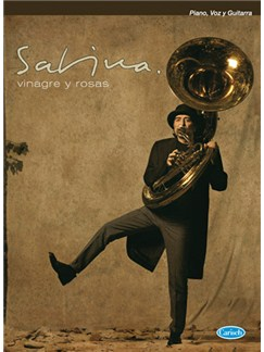 Joaquín Sabina: Vinagre Y Rosas Books | Piano, Vocal & Guitar
