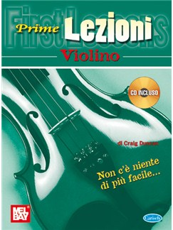 Prime Lezioni - Violino Books and CDs | Violin