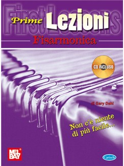 Prime Lezioni - Fisarmonica Books and CDs | Accordion