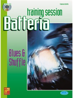 Drums Training Session: Blues & Shuffle Books and CDs | Drums