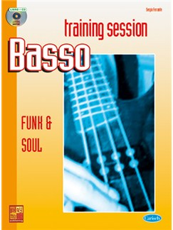 Bass Training Session: Funk & Soul Books and CDs | Bass Guitar