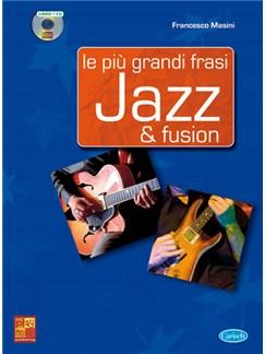 Le più grandi frasi Jazz & Fusion Books and CDs | Guitar
