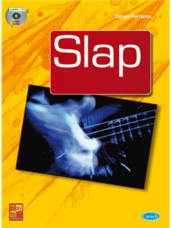 Slap Books and CDs | Bass Guitar