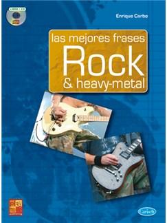 Las Mejores Frases Rock & Heavy - Metal CD y Libro | Guitar